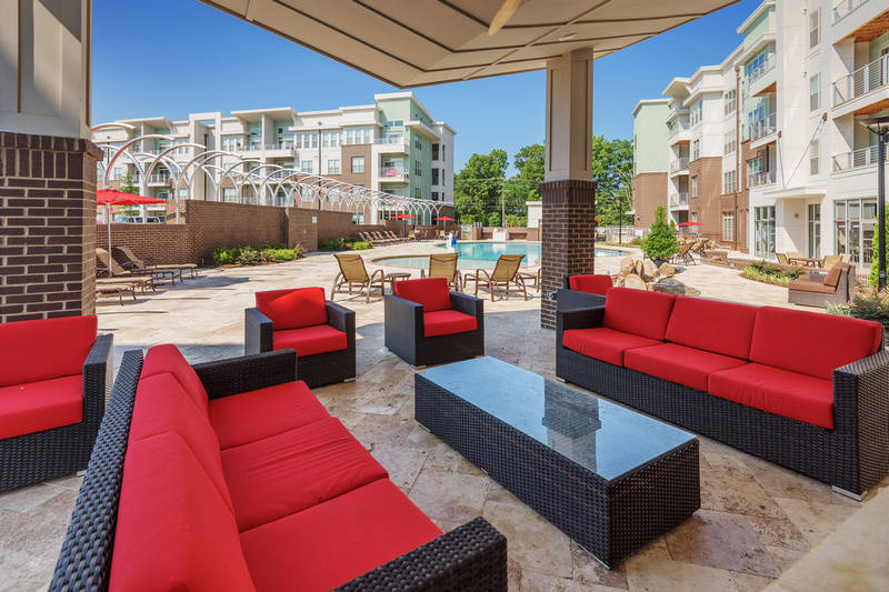 M Station Apartments amenities completed