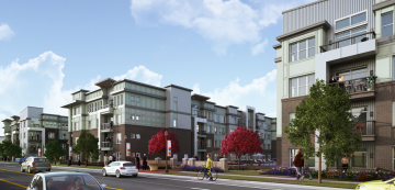 M Station Apartments Bringing New Look to Monroe Road