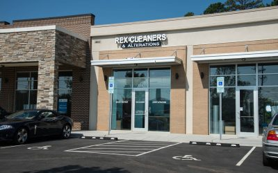 Rex Cleaners now open, more retail to follow