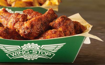 Wingstop brings its spicy eats to Meridian Place