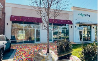 Meridian Place is adding a sweet new gathering place
